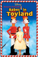 Babes In Toyland Region 2 DVD
